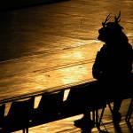 Samurai esperando el tranvia - 03-05-03